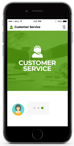 Customer Service Chatbot Example