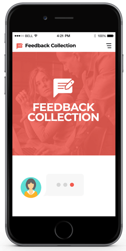 Example To Collect Feedback