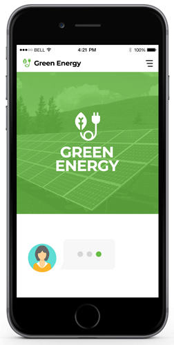 Green Energy Chatbot