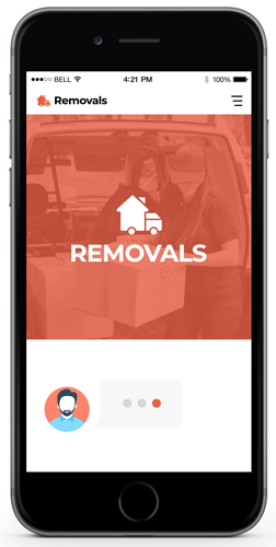 Removal Company Chatbot Examples