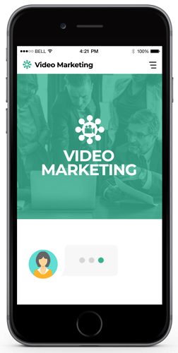 Video Marketing Chatbot Examples